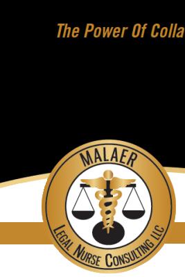 Malaer Nurse Legal Consulting